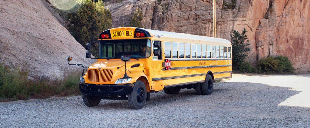 Class 2 Driver Training - School Bus